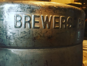 brewer's keg