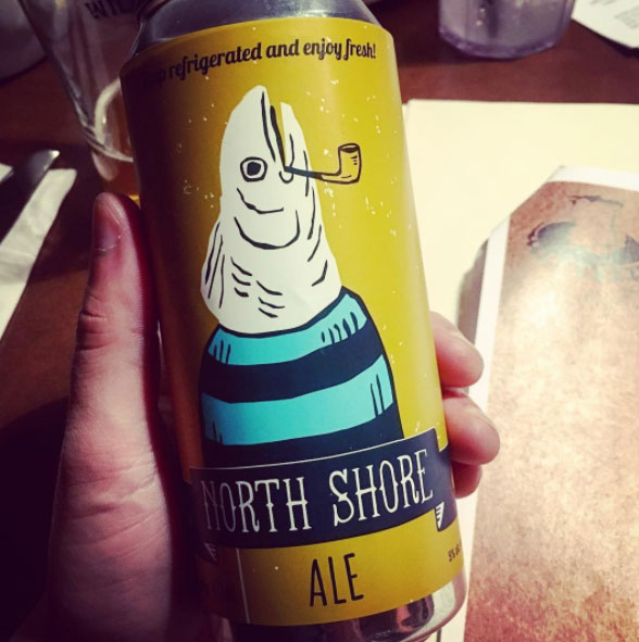 William Street North Shore Ale