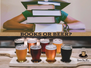 Book or Beer image
