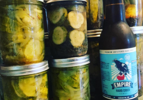 Empire Cider and Pickles